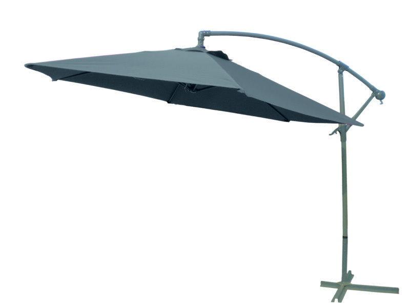 sonnenschirm holz 3m ampelschirm sonnenschirm 3m mit kurbel stahlfu und solar led sonnenschirm. Black Bedroom Furniture Sets. Home Design Ideas
